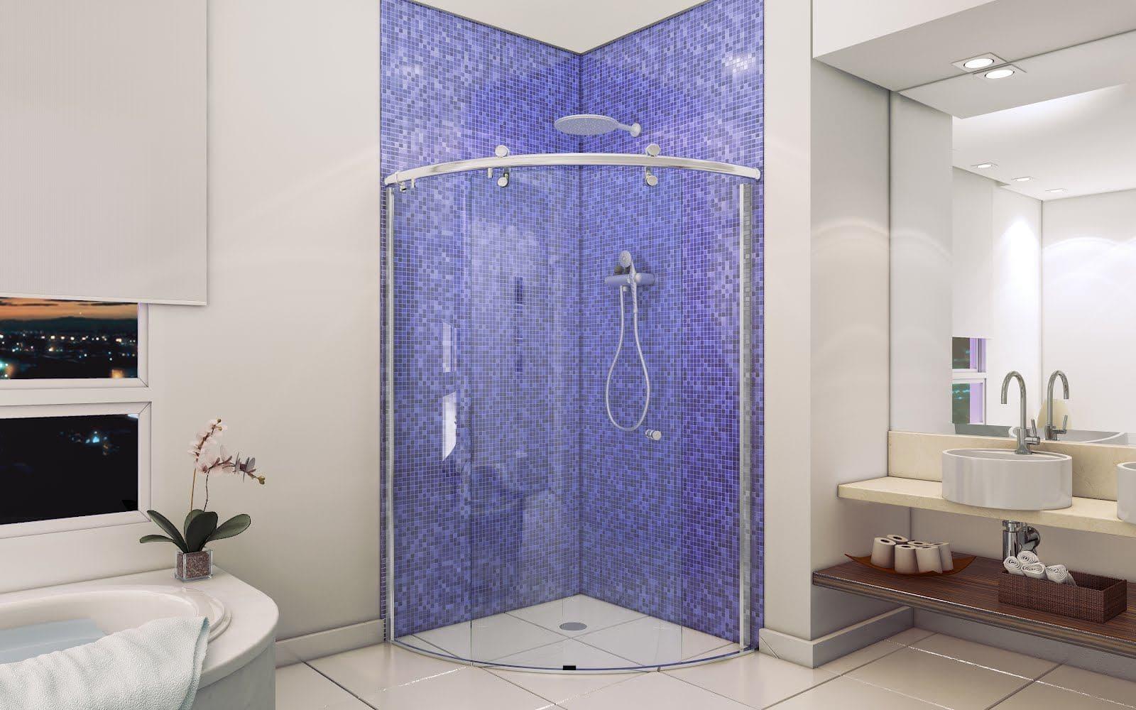 Super Box para Banheiro | Vidraçaria Show Glass - Espelhos, Vidros e  QT28