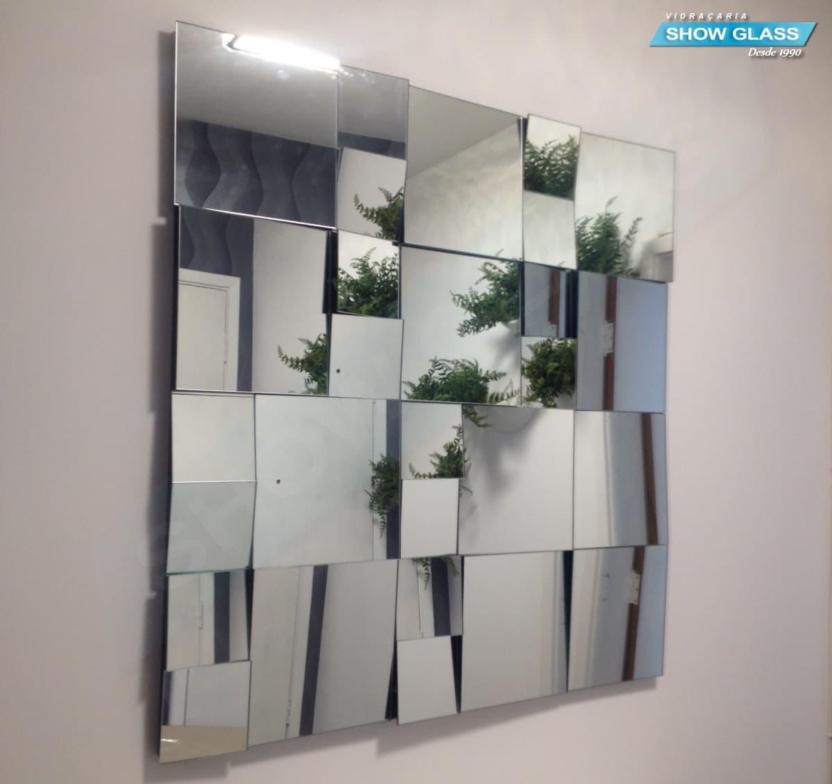 Vidraçaria Show Glass Vidros Espelhos e Molduras » Espelho  #457886 1200 1130