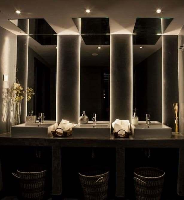 Espelho Banheiro com led