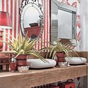 Espelho Veneziano Decorativo Banheiro