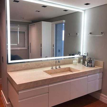 Espelho com LED