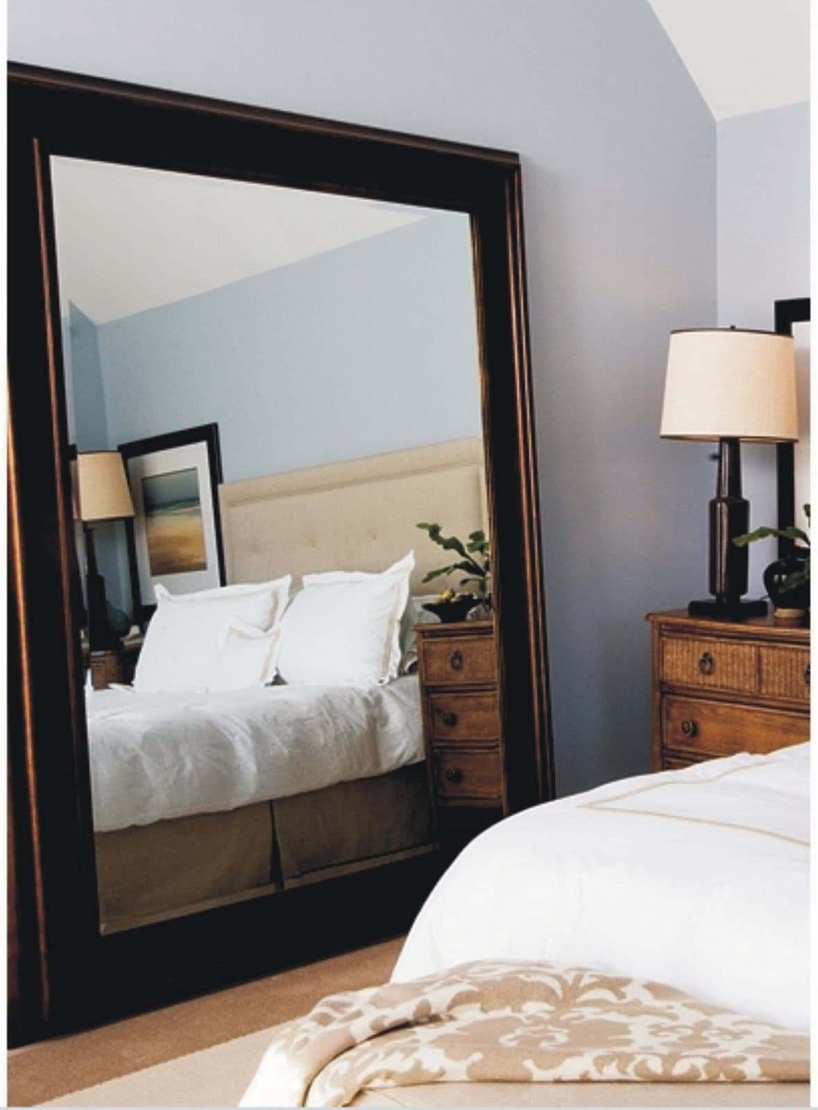 Espelho com Moldura grande