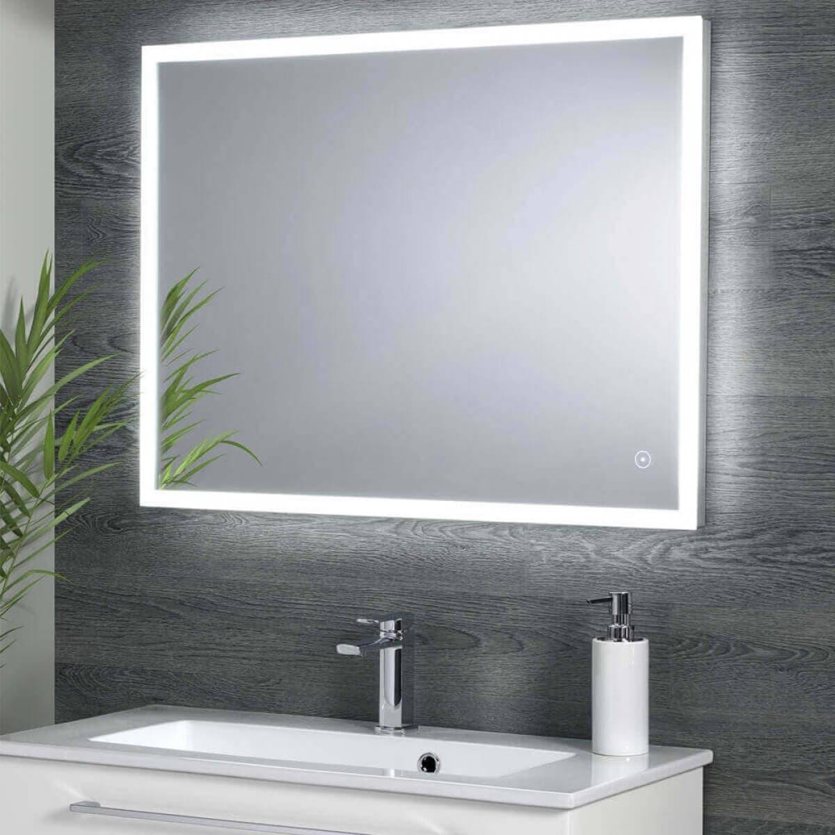 Espelho com Iluminação