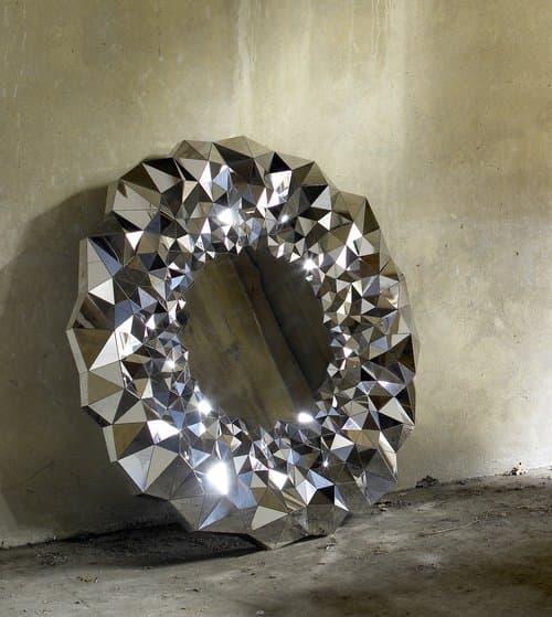 Arte em Espelhos por Jake Phipps