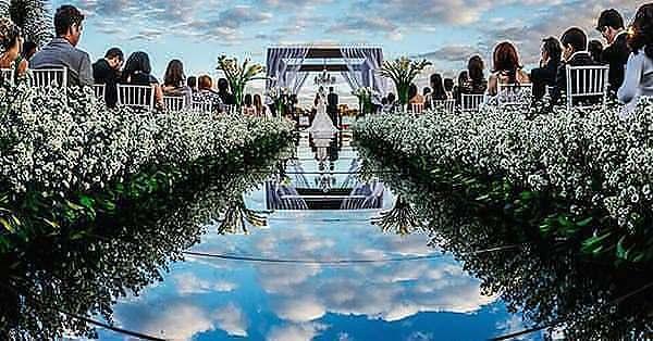 Chão de Espelho