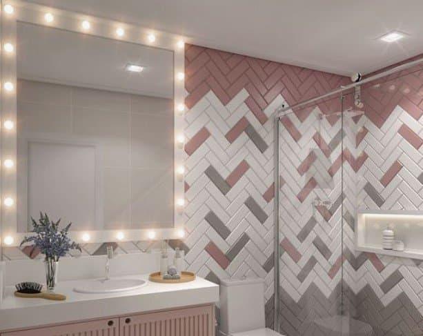 Espelho Camarim Banheiro