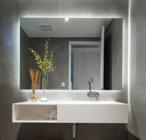 Espelho Flutuante SHOWGLASS