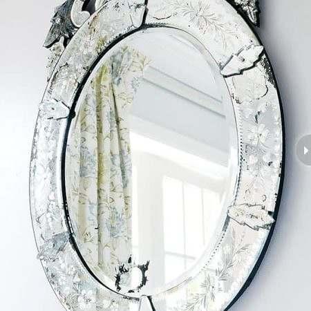 Espelho Decorativo Veneziano
