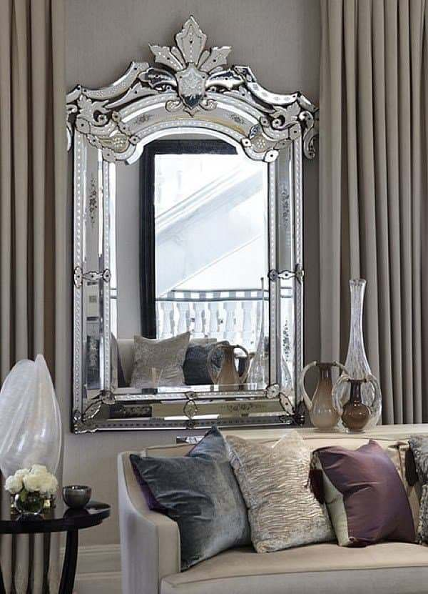 Espelho Veneziano Sala