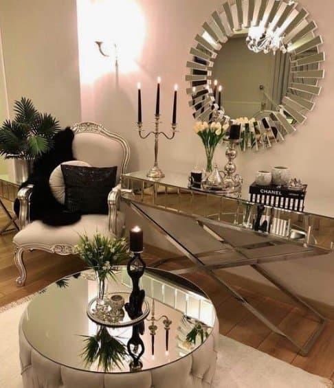 Espelho Decorativo Sala