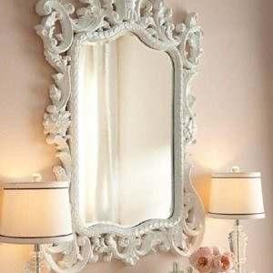 Espelho com Moldura Provençal