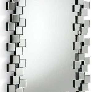 Espelho Decorativo Mosaico Aleatório