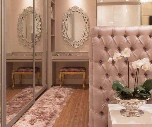 Espelho Veneziano Penteadeira Quarto Closet