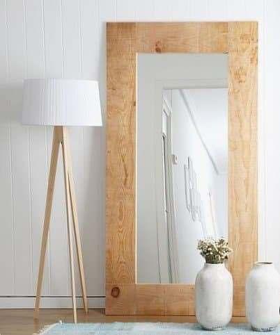 Espelho com Moldura Quarto