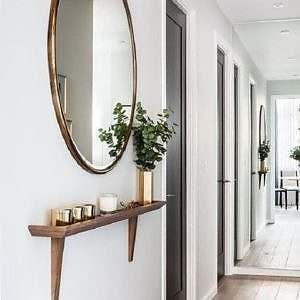 Espelho Decorativo Redondo Sala