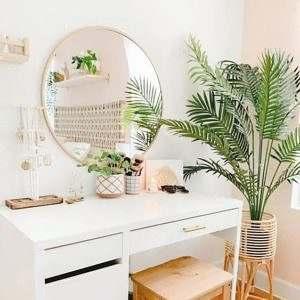 Espelho Decorativo Redondo Penteadeira