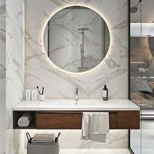 Espelho Redondo com LED