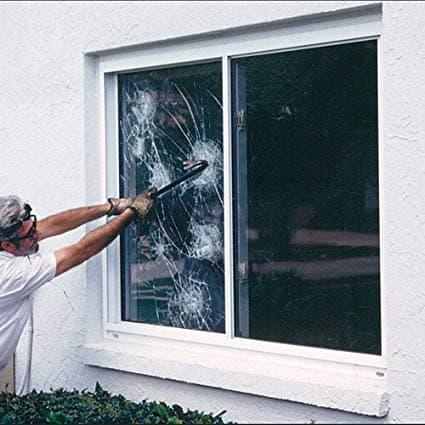 Película Insulfilme Residencial Anti-vandalismo