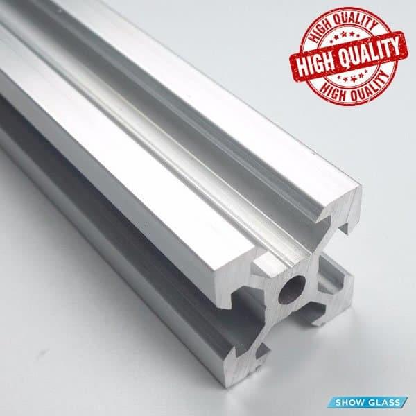 Alumínio Reforçado para Espelho