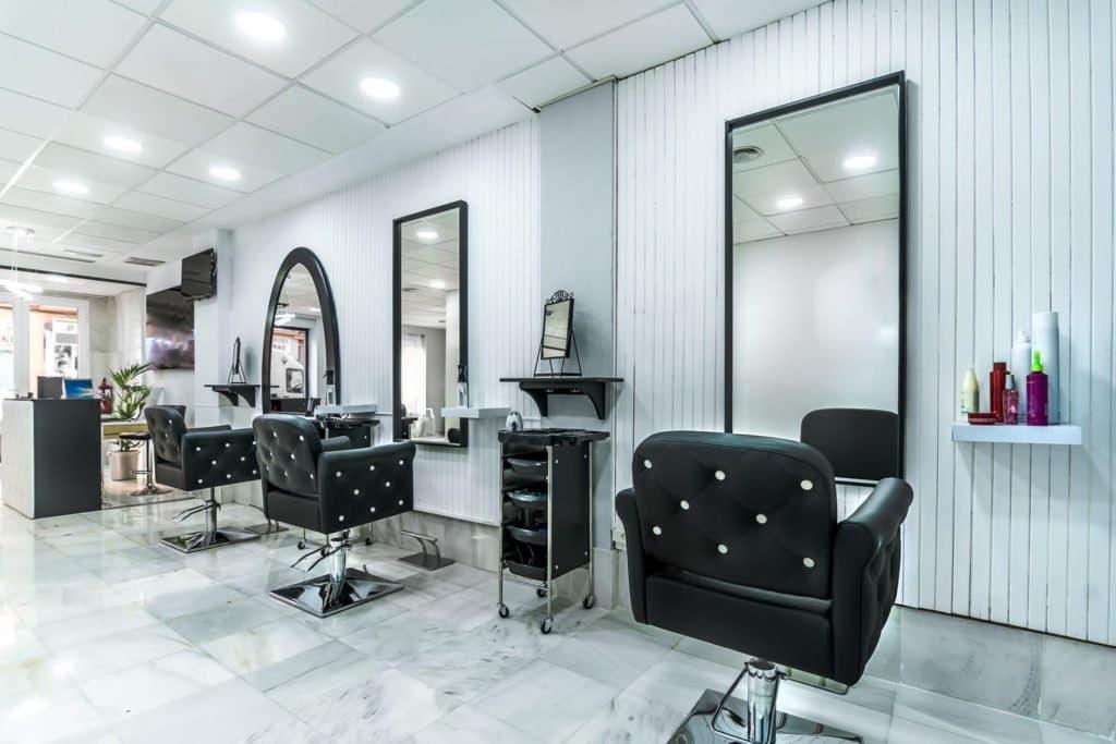 Espelho para Salão de Beleza