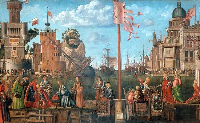 Veneza Antiga