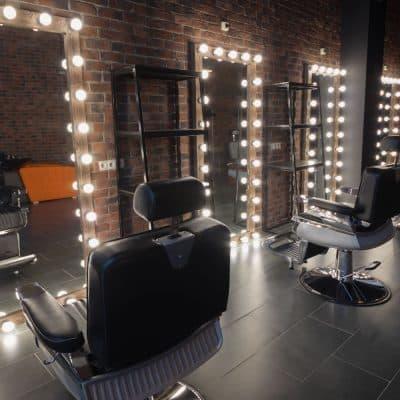 Espelho Corpo Inteiro Camarim LED