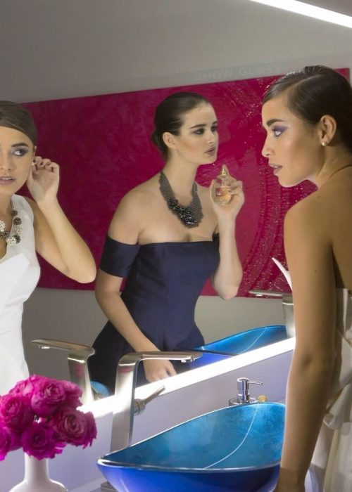 Espelho Iluminado Banheiro